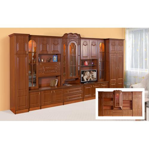 Стенки, Горки Гостиная, стенка Лорд (5.0) SV-710 мебель Киев