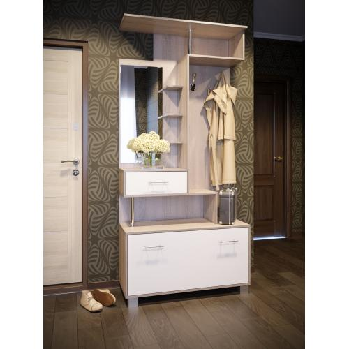 Прихожие «Світ меблів» Прихожая Амина SV-767 мебель Киев