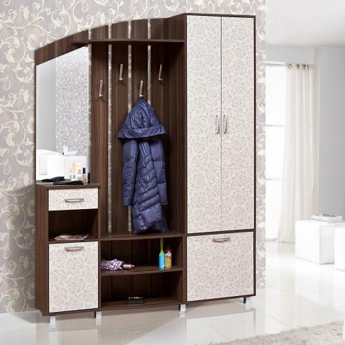 Прихожие «Світ меблів» Прихожая Каролина SV-776 мебель Киев