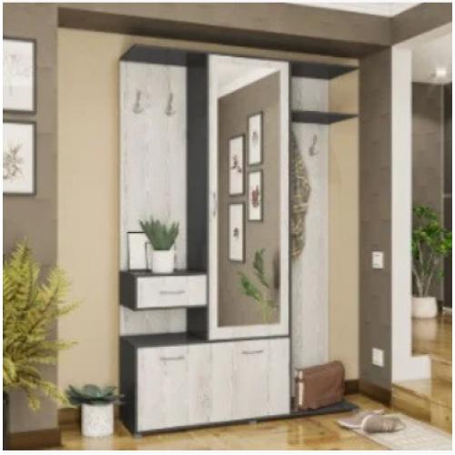 Интернет магазин мебели купить Прихожая Грета антрацит/аляска SV-773, мебель Світ Меблів