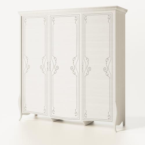 Интернет магазин мебели купить Шкаф 3Д Тереза SV-828, мебель Світ Меблів