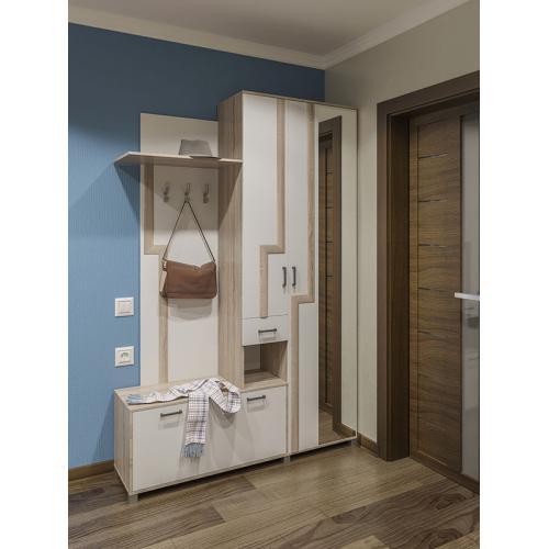 Интернет магазин мебели купить Прихожая Реприза антрацит/артизан SV-780, мебель Світ Меблів
