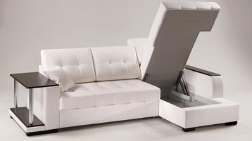 Виды механизмов трансформации в современных диванах