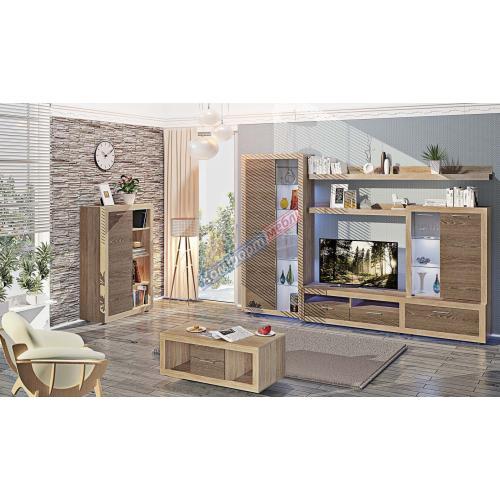 Модульные гостинные Гостиная МС-4303 серия Марко KM-1885 мебель Киев