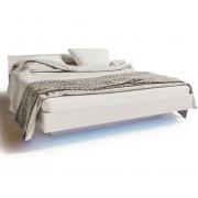 Бьянко /Кровать 1,40 (без матраса и каркаса)