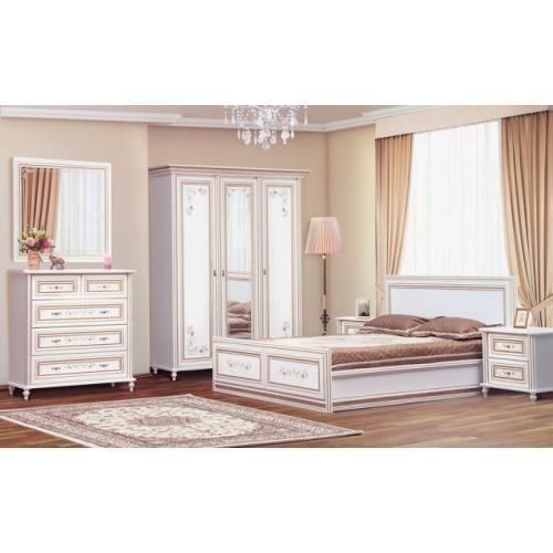 Спальни «Прованс» Модульная мебель Сорренто SV-765 мебель Киев