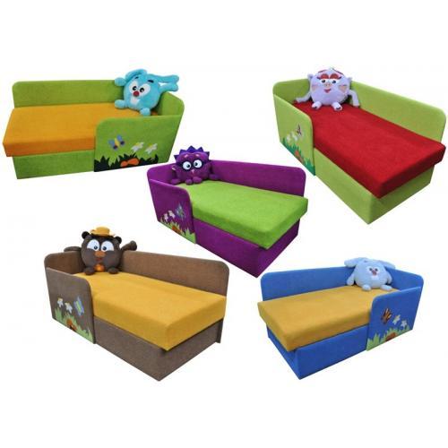 Детские диваны Детский диван Смешарик Копатыч 008-R мебель Киев
