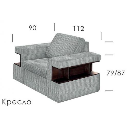 Мягкие кресла Кресло Кондор 013-М мебель Киев