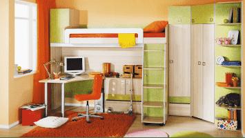 Детская мебель на что стоит обратить внимание