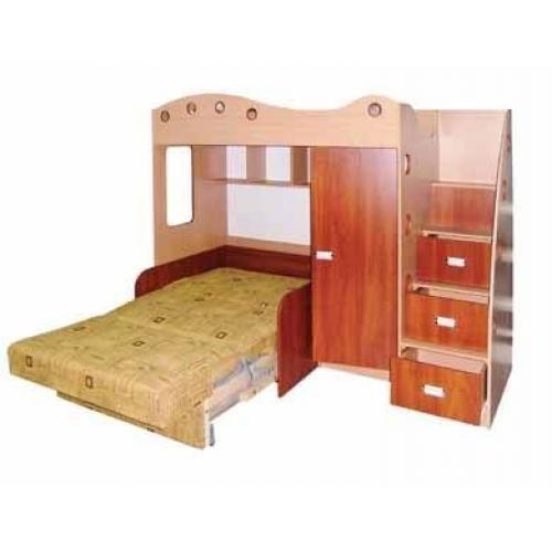 Кровати двухярусные Каспер 2 DR-158 мебель Киев