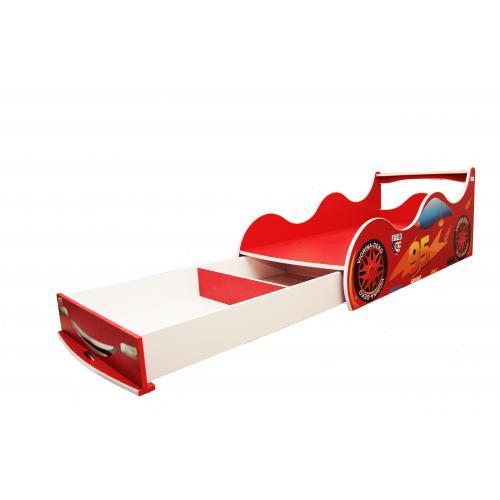 Кровати машинки Детская кровать БМВ Д-019 076-Vd мебель Киев