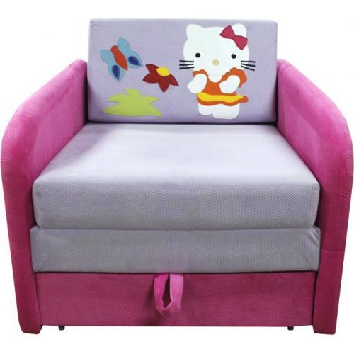 Детские диваны Детский диван Малыш (Kitti) 016-R мебель Киев