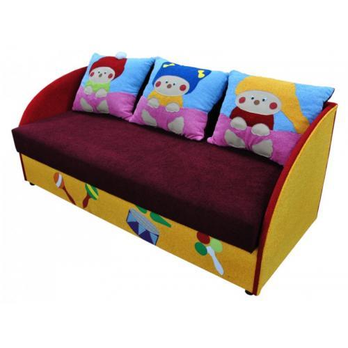 Детские диваны Детский диван Мульти 3 012-R мебель Киев