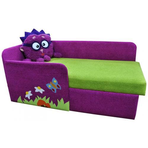 Детские диваны Детский диван Смешарик Ежик 007-R мебель Киев