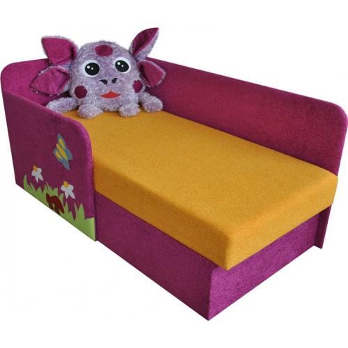 Детские диваны Детский диван Смешарик Лунтик 019-R мебель Киев
