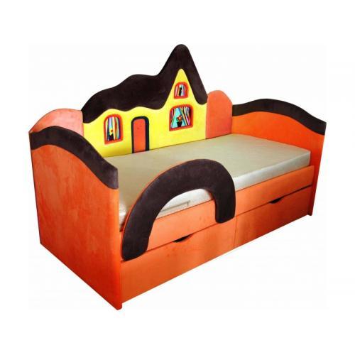 Детские диваны Детский диван Домик 015-R мебель Киев