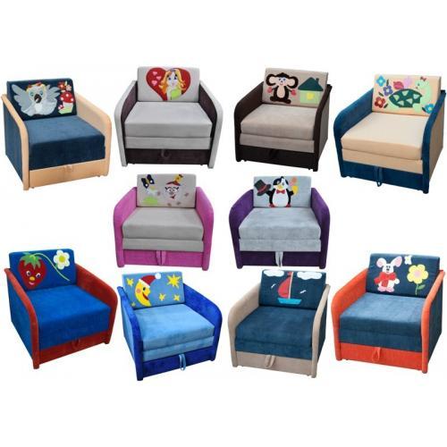 Детские диваны Детский диван Малыш (Ёжик) 018-R мебель Киев