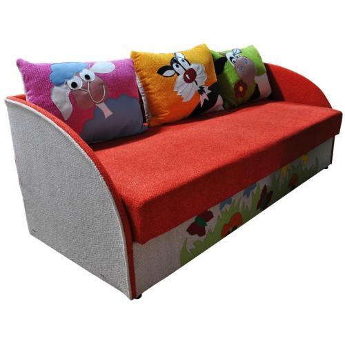 Детские диваны Детский диван Мульти 1 010-R мебель Киев