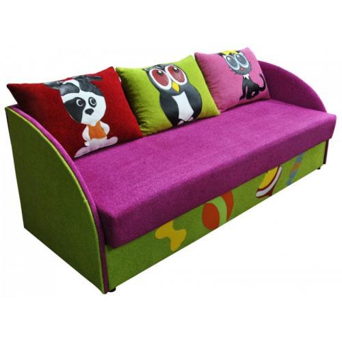 Детские диваны Детский диван Мульти 2 011-R мебель Киев