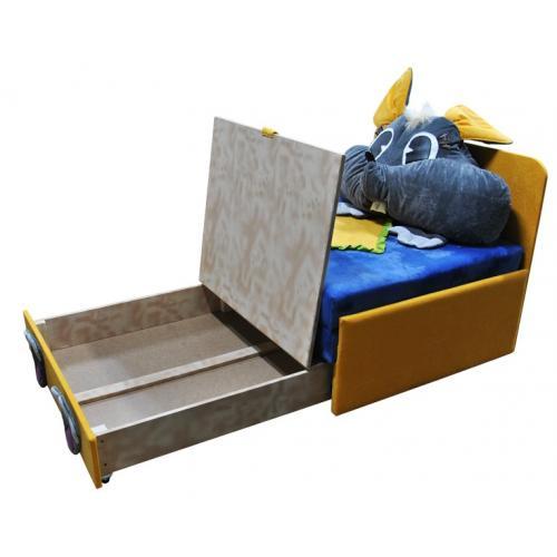 Детские диваны Детский диван Омега (Мышка) 021-R мебель Киев