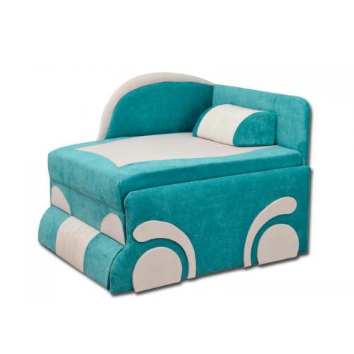 Детские диваны Детский диван Машинка 024-V мебель Киев
