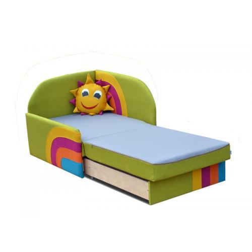 Детские диваны Детский диван Солнышко 023-V мебель Киев