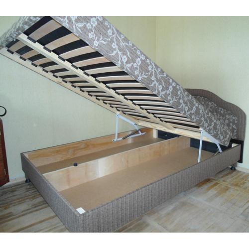 Мягкие кровати Кровать Аллигатор (1,40) DF-101 мебель Киев