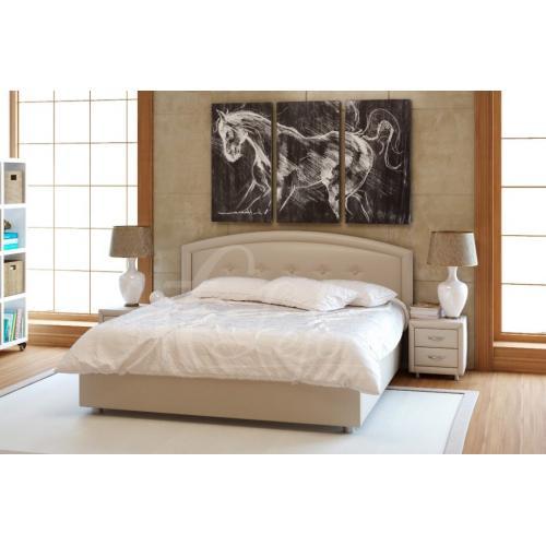 Мягкие кровати Кровать  Амелия (1.60) LF-747 мебель Киев
