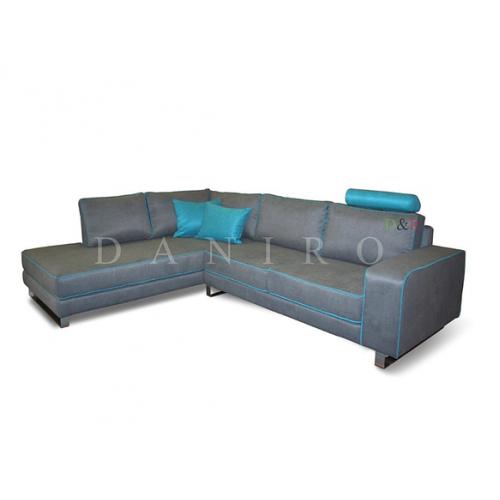 Нераскладные диваны Угловой диван Эспуар DR-187 мебель Киев