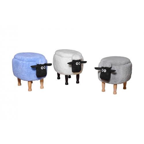 Интернет магазин мебели купить Пуф Барашек DF-011, мебель Divanoff