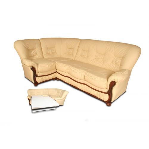 Кожаные диваны Кожаный угловой диван Премьер 012-VI мебель Киев