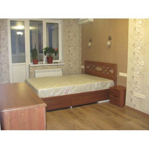 МДФ кровати Кровать Лиана 020-Н мебель Киев