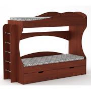 Кровать двухярусная Бриз
