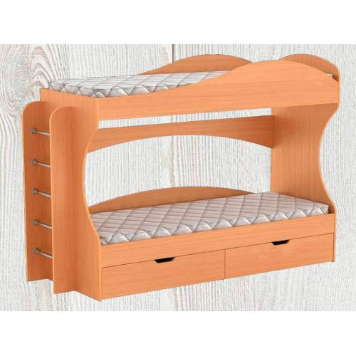 Кровати двухярусные Кровать двухярусная Бриз 257-К мебель Киев