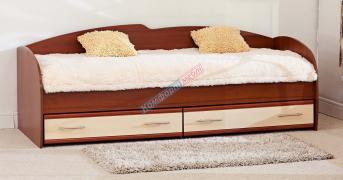 Кровать подростковая К-117
