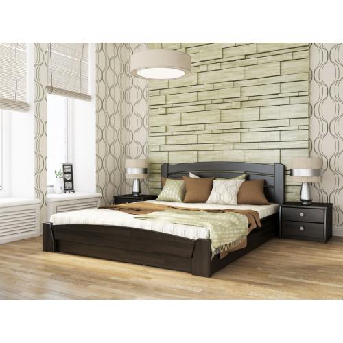 Деревянные кровати Кровать Селена Аури 019-Е мебель Киев