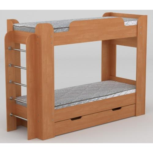 Кровати двухярусные Кровать двухярусная Твикс 255-К мебель Киев