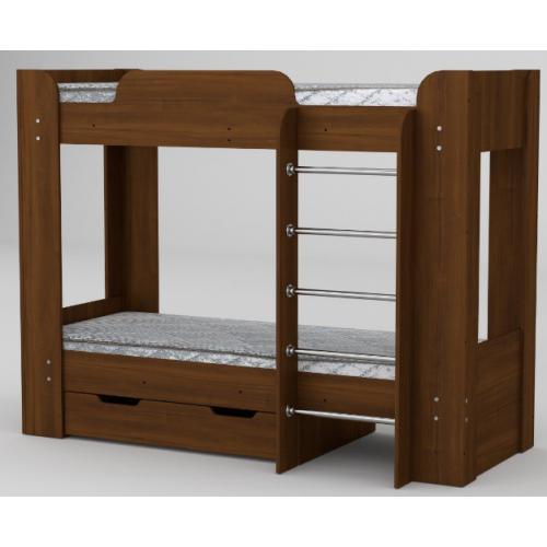 Кровати двухярусные Кровать двухярусная Твикс 2 256-К мебель Киев