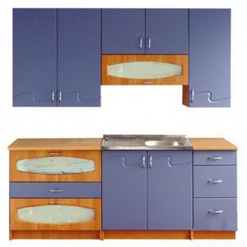 Світ меблів Кухня Импульс 2.0 SV-739 мебель Киев