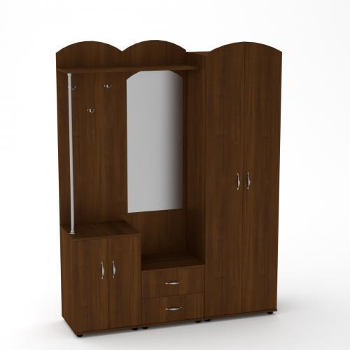 Прихожие «Компанит» Прихожая Екатерина 664-К мебель Киев