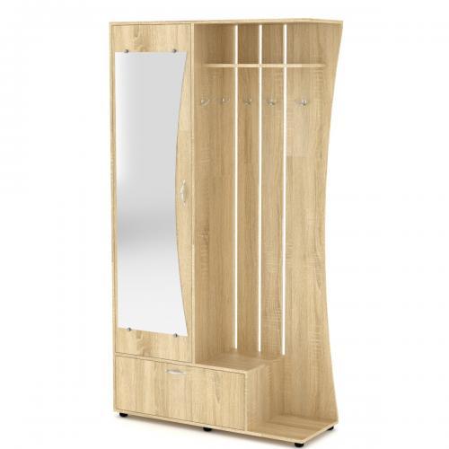 Прихожие «Компанит» Прихожая Юлия 680-К мебель Киев