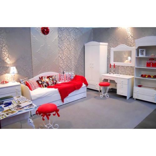 Спальни «Прованс» Модульная мебель Анжелика 821-H мебель Киев