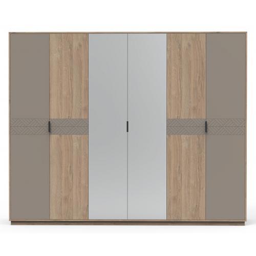 Интернет магазин мебели купить Спальня Грейс 4Д SV-789, мебель Світ Меблів