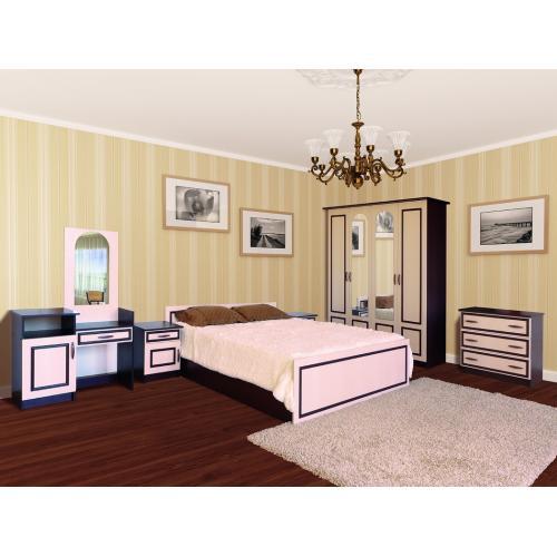 Спальни «Модерн» Спальня Ким (венге) SV-802 мебель Киев