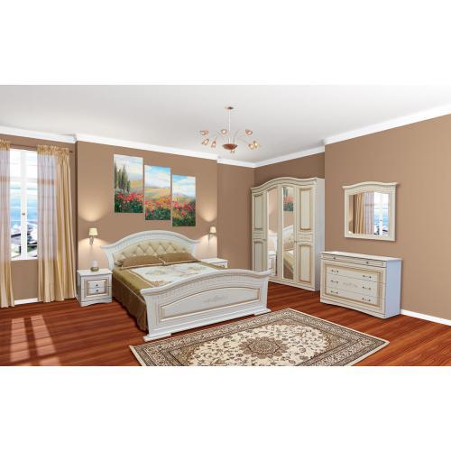 Спальни «Классика» Спальня Николь (патина) SV-808 мебель Киев