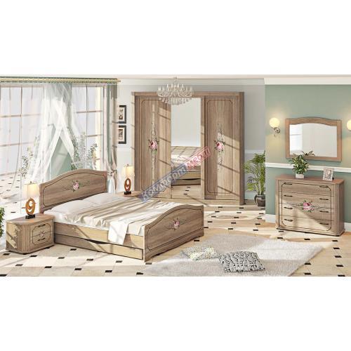 Спальни «Классика» Спальня СП-4577 серия Люкс КМ-2269 мебель Киев