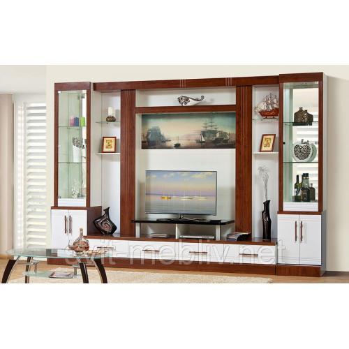 Стенки, Горки Гостиная, стенка Онтарио 4 SV-713 мебель Киев