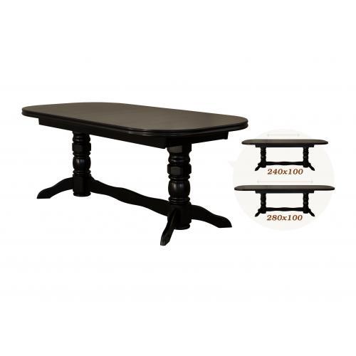 Деревянные столы Стол CТ-4 282-С мебель Киев