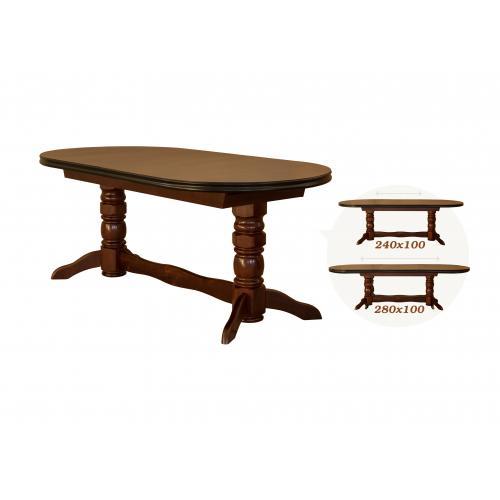Деревянные столы Стол CТ-9 287-С мебель Киев
