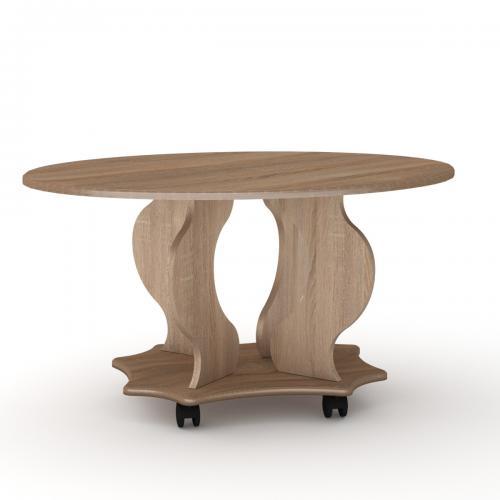 Журнальные столы Стол журнальный Венеция МДФ 493-К мебель Киев